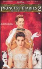 The Princess Diaries 2-Royal Engagement [Vhs]