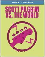 Scott Pilgrim vs. the World [Includes Digital Copy] [UltraViolet] [SteelBook] [Blu-ray] - Edgar Wright