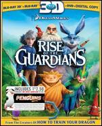 Rise of the Guardians [Includes Digital Copy] [3D] [Blu-ray/DVD] [Movie Money]