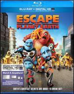 Escape from Planet Earth [Includes Digital Copy] [UltraViolet] [Blu-ray]