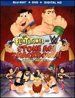 The Flintstones & Wwe: Stone Age Smackdown (Blu-Ray+Dvd+Ultraviolet Combo)