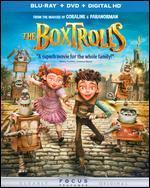 The Boxtrolls (Blu-Ray + Dvd + Digital Hd)