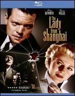 The Lady From Shanghai-Blu-Ray