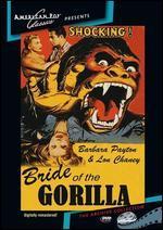 Bride of the Gorilla/the Amazing Transparent Man
