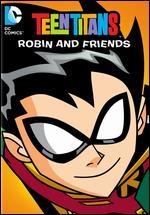 Teen Titans: Robin and Friends [Region 1]