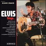 Elvis Sings...