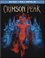 Crimson Peak [Includes Digital Copy] [UltraViolet] [Blu-ray/DVD] [2 Discs]