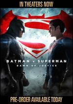 Batman V Superman: Dawn of Justice (Ultimate Edition Blu-Ray + Theatrical Blu-Ray + 3d-Blu-Ray + Ultraviolet Combo Pack)