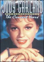 Judy Garland-the Concert Years