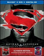 Batman V Superman: Dawn of Justice, Ultimate Edition, Reversible Steelbook