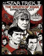Star Trek II: The Wrath of Khan [Blu-ray]