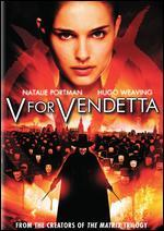 V for Vendetta (Two-Disc Limited Edition W/ Lenticular Cover and Comic Book)
