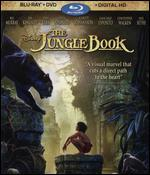 The Jungle Book Blu-Ray/Dvd Combo Neel Sethi, Bill Murray