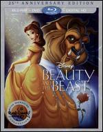 Beauty and the Beast: 25th Anniversary Edition-(Bd+Dvd+Digital Hd) [Blu-Ray]