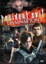 Resident Evil: Damnation (Dvd + Uv Copy)