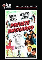 Private Buckaroo [Vhs]