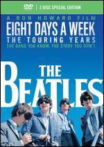Eight Days a Week-the Touring Years (Dvd Deluxe)