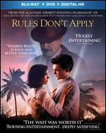 Rules Don't Apply [Blu-Ray]