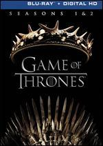 Game of Thrones S1 & 2 Blu-Ray Boxset