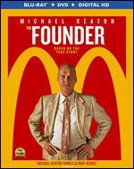 The Founder [Includes Digital Copy] [UltraViolet] [Blu-ray/DVD] [2 Discs]