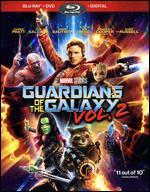 Guardians of the Galaxy Vol. 2 Blu-Ray Chris Pratt, Zoe Saldana
