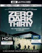 Zero Dark Thirty 4k Ultrahd Blu-Ray Disc