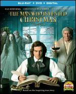 The Man Who Invented Christmas [Blu-Ray]