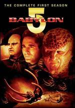 Babylon 5: Legacies/a Voice in the Wilderness Part 1 [Vhs]