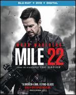 Mile 22 [1 BLU RAY DISC]