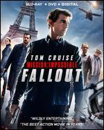 Mission: Impossible-Fallout [Blu-Ray]