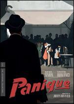 Panique (the Criterion Collection)