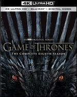 Game of Thrones: Season 8 (Steelbook/4k Ultra Hd/Bluray) [Blu-Ray]