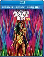 Wonder Woman 1984 [3d Blu Ray + Blu Ray + Digital Combo Pack] [Blu-Ray]