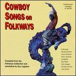Cowboy Songs from Folkways