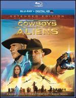 Cowboys & Aliens [Includes Digital Copy] [UltraViolet] [Blu-ray]