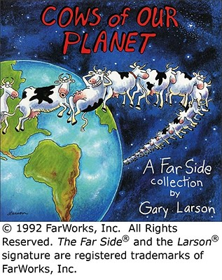 Cows of Our Planet - Larson, Gary