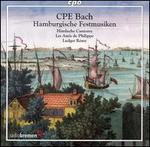 CPE Bach: Hamburgische Festmusiken