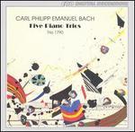 CPE Bach: Piano Trios