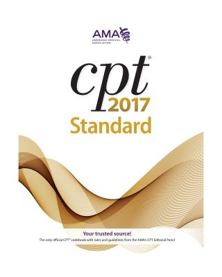 CPT Standard - American Medical Association