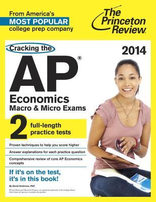 Cracking the AP Economics Macro & Micro Exams - Princeton Review (Creator)