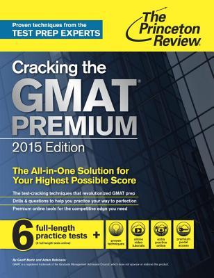 Cracking the GMAT Premium Edition - Martz, Geoff