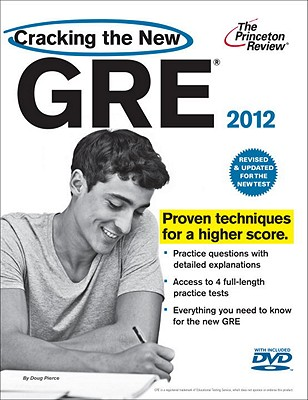 Cracking the New GRE - Staff of the Princeton Review