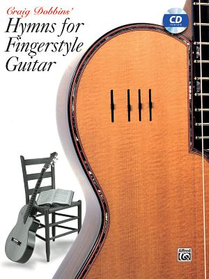 Craig Dobbins' Hymns for Fingerstyle Guitar - Dobbins, Craig