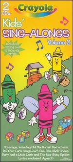 Crayola Sing-A-Longs, Vol. 2