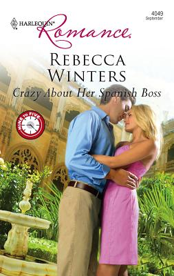 Crazy about Her Spanish Boss - Winters, Rebecca
