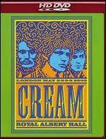Cream: Royal Albert Hall - London May 2-3-5-6, 2005 [HD]