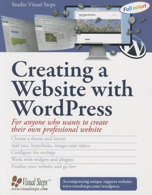 Creating a Website with Wordpress - Studio Visual Steps (Creator)