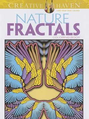 Creative Haven Nature Fractals Coloring Book - Agredo, Mary