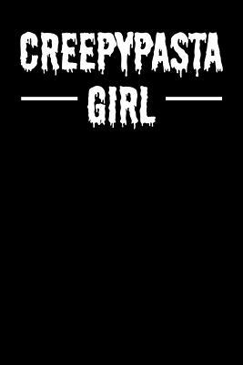 Creepypasta Girl: Blank Lined Journal - Journals, Passion Imagination