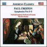 Creston: Symphonies 1 - 3